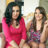 Amy Fair, Christina Snow   Real Slut Party (Cunning Linguists) pictures lesbian